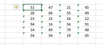 Tips Excel Konversi Teks ke Bilangan