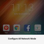 Kombinasi Kartu GSM/CDMA di Hisense Pureshot+
