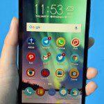 Zenfone Max, Power Bank Bersistem Operasi Android