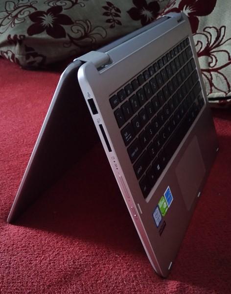 Kesan Singkat Asus VivoBook Flip TP301UA