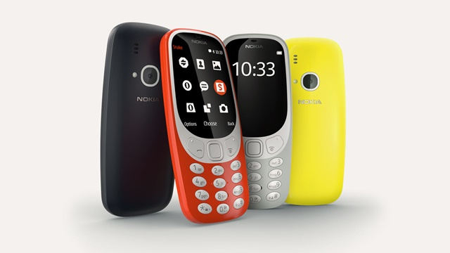 Reinkarnasi Nokia 3310