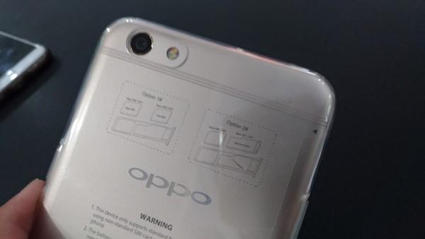 Kesan Singkat Oppo F3 Plus