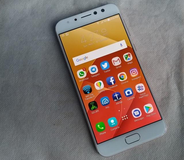 Review Zenfone 4 Selfie Pro