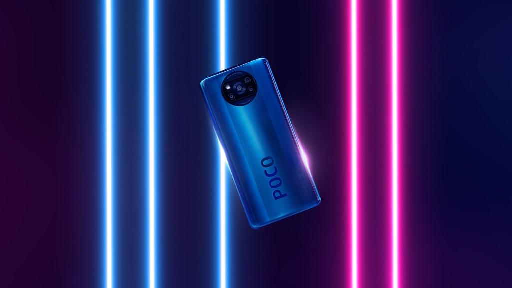 POCO X3 NFC Meluncur