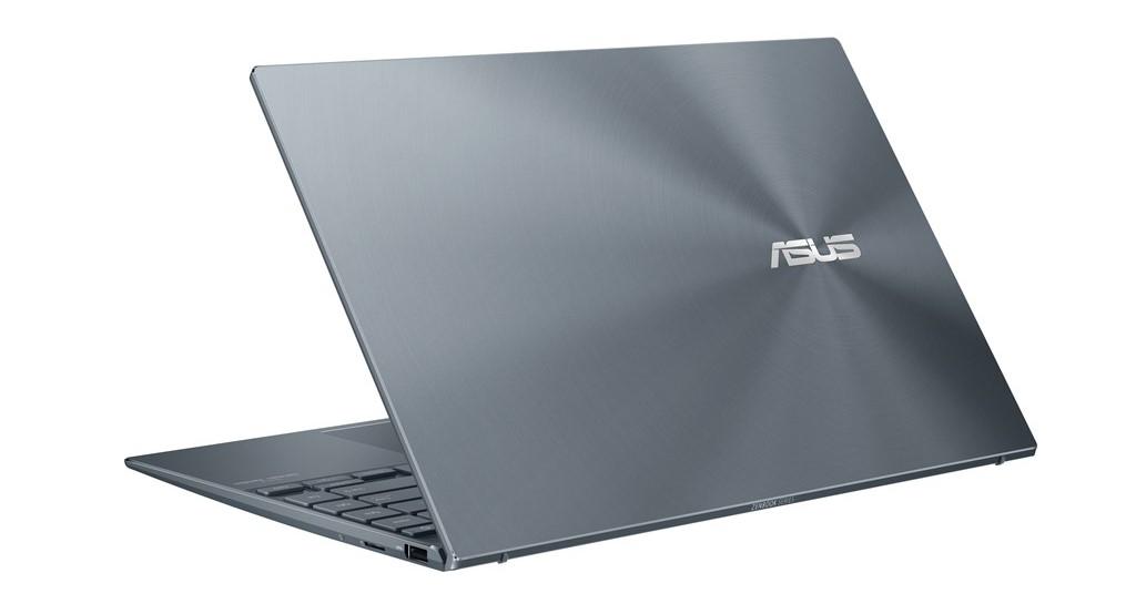 Laptop ZenBook Berbasis AMD