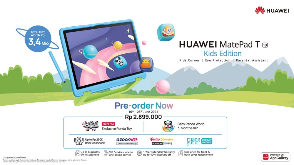 HUAWEI-MatePad-T10-Kids-Edition-Promotion